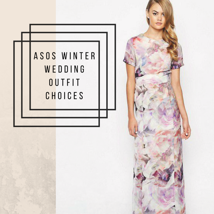 The Lusting Life - Asos Winter Wedding Outfit Choices