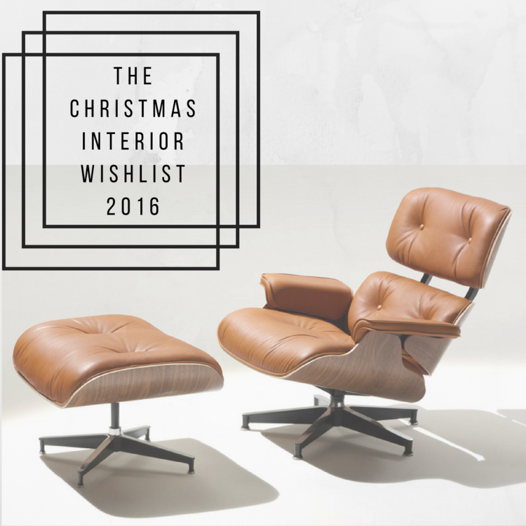 The Lusting Life - Christmas Interior Wishlist 2016