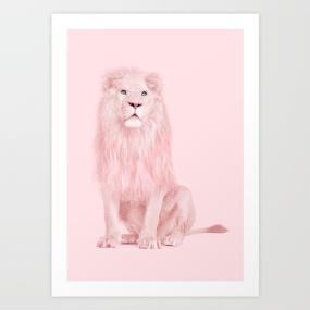 albino-lion-prints