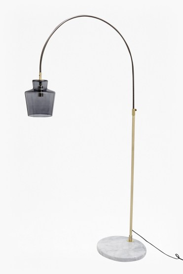 The Lusting Life, My Favourite Lighting Ideas, French ConnectionSmoked Floor Lamp