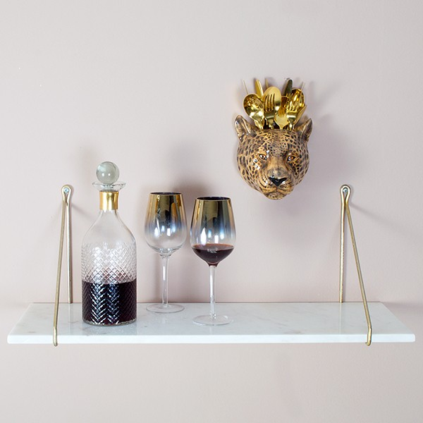My Top 5 Interior Trends I'm Loving, leopard vase mia fleur